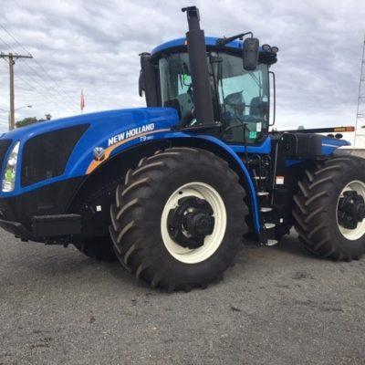 Tractors FWD